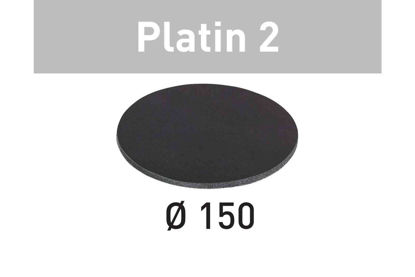 Picture of Abrasive sheet Platin 2 STF D150/0 S1000 PL2/15
