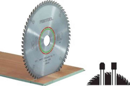 Picture of Saw Blade HW 210X2,4X30 TF60