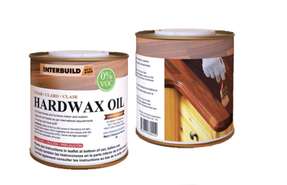 Picture of Interbuild Oil - Clear