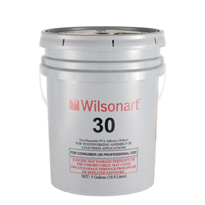 Picture of Wilsonart 30 PVA Yellow Woodworking Adhesive PL