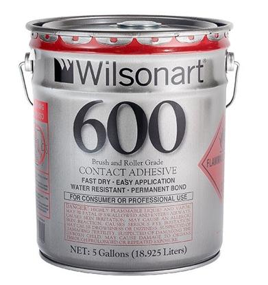 Picture of Wilsonart 600 Consumer Brush/Roller Grade Contact Adhesive