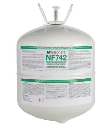 Picture of Wilsonart 742-30 Green Non-Flam Contact Cement 30lbs Canister