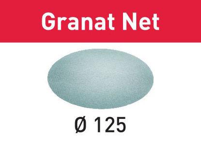 Picture of Abrasive net Granat Net STF D125 P100 GR NET/50
