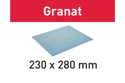 Picture of Abrasive paper Granat 230x280 P120 GR/50