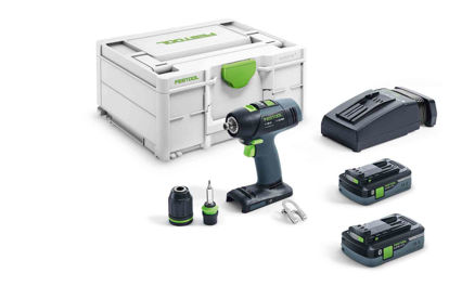 Picture of Cordless Drill T 18+3 HPC 4,0 I-Plus
