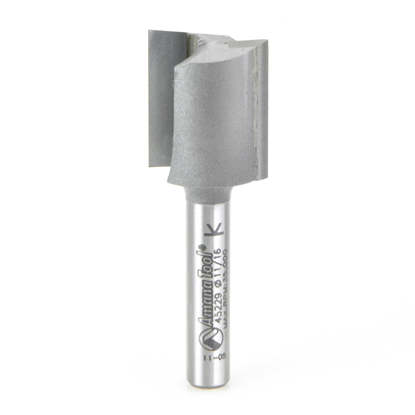 Picture of 45229 Carbide Tipped Straight Plunge High Production 11/16 Dia x 3/4 x 1/4 Inch Shank