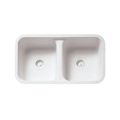 Picture of Wilsonart Double Equal ADA Kitchen Sink (BD1630)