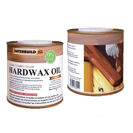 Picture for category Wood Finishes