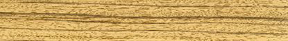 Picture of 15/16 X 018 Zebrawood Pvc
