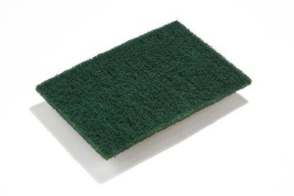 Picture of SurfPrep Non-Woven Dark Green Heavy Duty Pad