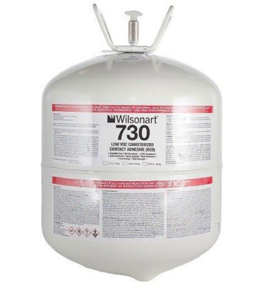 Picture of Wilsonart 730-27 Low VOC Canister Adhesive 27 lbs.