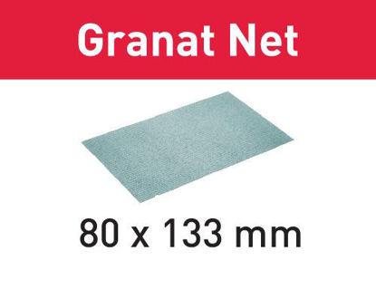 Picture of Abrasive net Granat Net STF 80x133 P80 GR NET/50