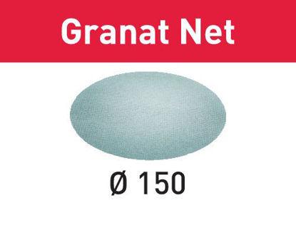 Picture of Abrasive net Granat Net STF D150 P100 GR NET/50