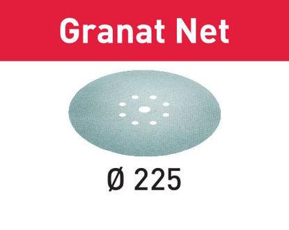 Picture of Abrasive net Granat Net STF D225 P220 GR NET/25