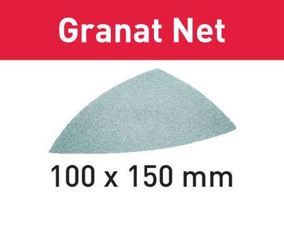 Picture of Abrasive net Granat Net STF DELTA P120 GR NET/50