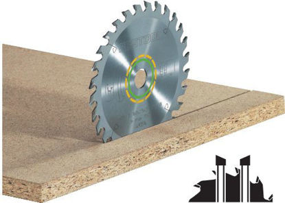 Picture of Saw Blade HW 260X2,5X30 W60