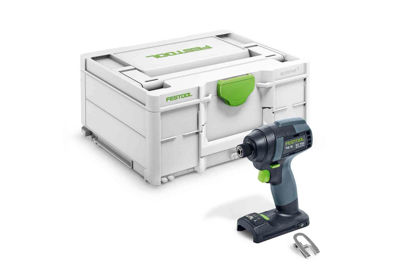 Picture of Cordless impact drill TID 18-Basic