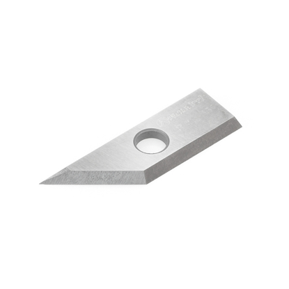 Picture of RCK-350 Solid Carbide V Groove Insert MDF Knife 29 x 9 x 1.5mm for RC-1045, RC-1046, RC-1108, RC-1048