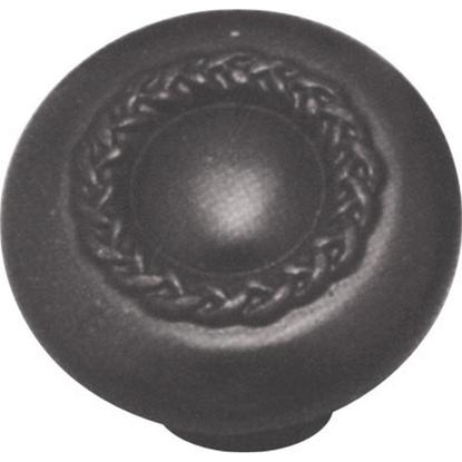 Picture of 6117-SN - 1-1/4 SATIN NICKEL KNOB