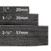 Picture of Black Kaizen Foam 30mm