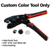 Picture of SINGLE CUSTOM COLOR PUNCH TOOL